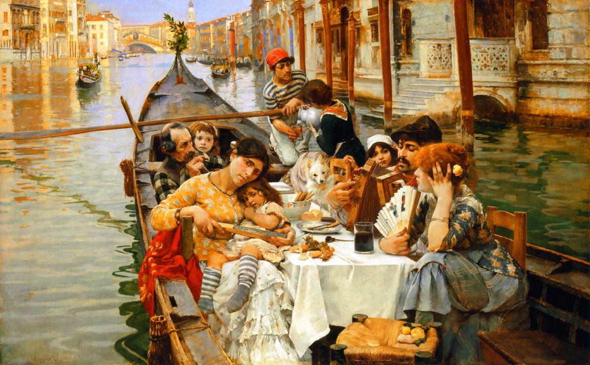 A Venetian al Fresco