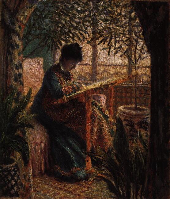 La Femme au Métier