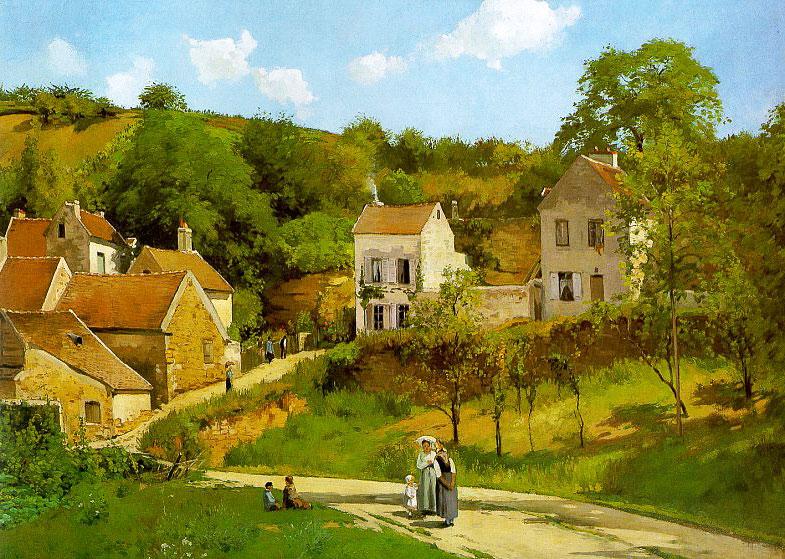 L'Hermitage à Pontoise