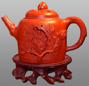 Zisha Hu, Purple Sand Tea Pot
